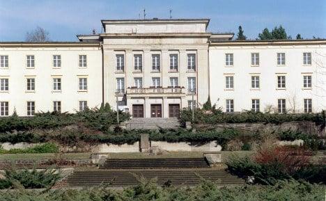 No hope of selling Goebbels love nest, Berlin admits