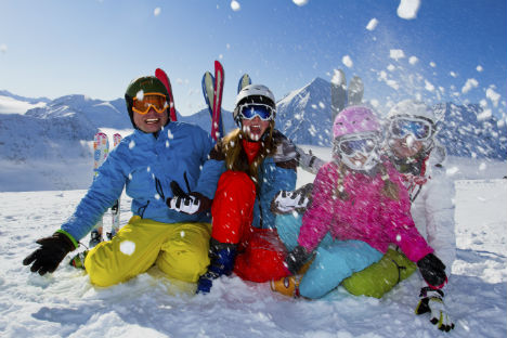 Why looking good on the slopes has never been easier