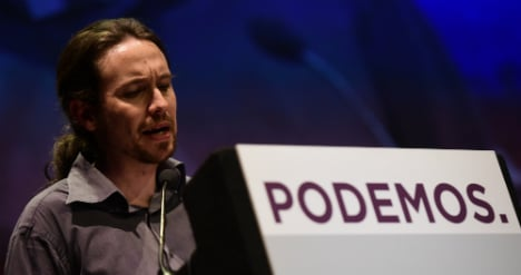 Is Spain's leftist Podemos party being secretly funded by Iran?