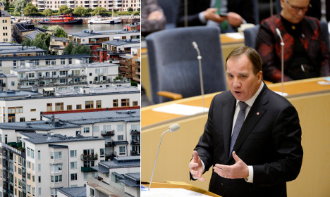 Swedish PM: 'Stop arguing, start building'