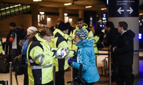Sweden and Denmark to lift border checks 'soon'