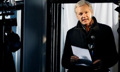 Sweden asks permission to question Assange