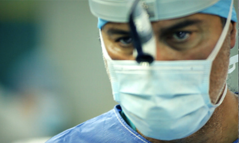 Could celeb star surgeon face sack for 'secret' operation?
