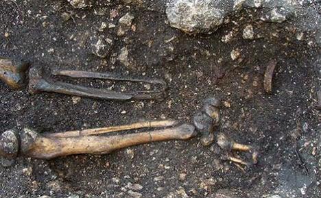 Unique medieval foot prosthesis found in Austria