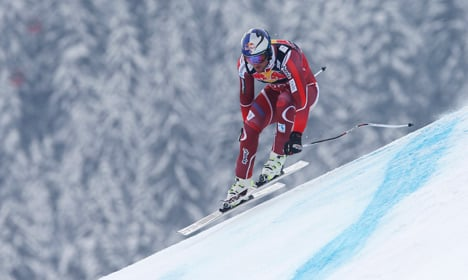 Norway hopes for success at downhill's 'Formula One'