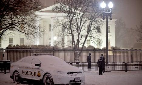 SAS cancels flights as 'Snowzilla' hits America