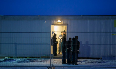 Asylum seekers start hunger strike in Norway