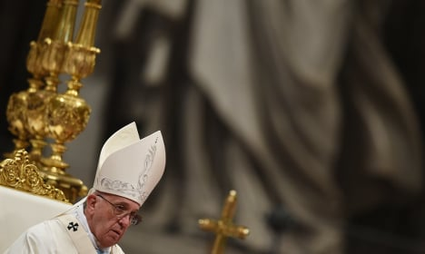 Pope's Jubilee Year of Mercy off to slow start