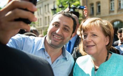 Merkel refugee welcome 'unconstitutional': judge