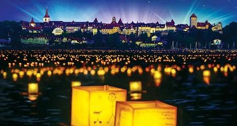 Medieval Murten plans 'spectacular' light show