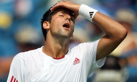 Federer's new coach shocks Djokovic