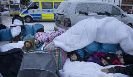 Sweden has similar law to shamed Danish bill
