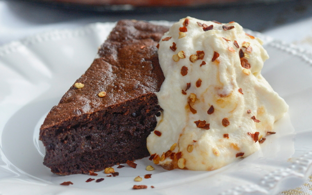 Recipe: How to make 'kladdkaka' – Swedish chocolate cake