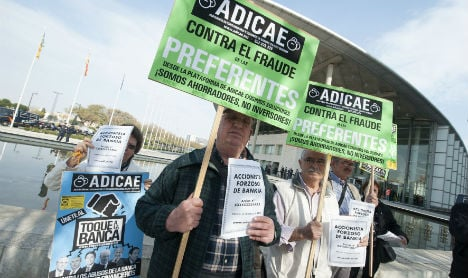 Victory for 'misled' investors as Bankia ordered to repay