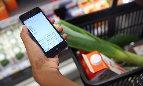 Swede pioneers app for unmanned village shop