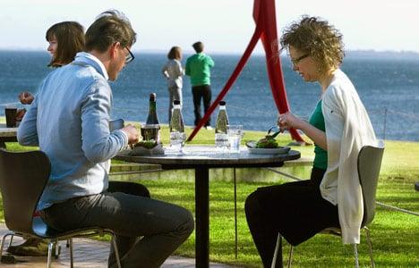 Mr. and Ms. Jensen no longer rule over Denmark