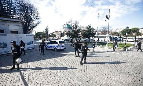 Norwegian injured in Istanbul blast: reports