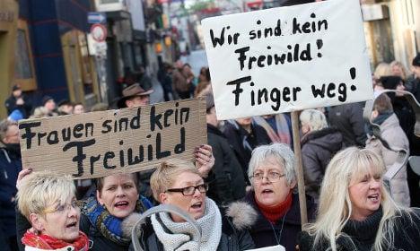 Hamburg reports spate of New Year violence