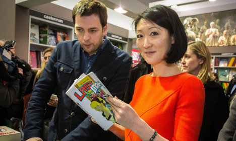 Sexism row hits France's international comic fest