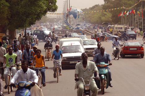 Doctor and wife kidnapped in Burkina Faso