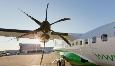 France's ATR to sell 40 turboprop planes to Iran
