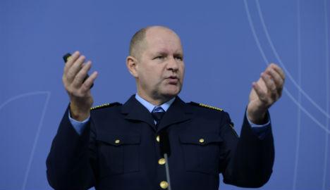 Swedish police file 5,000 migrant incidents