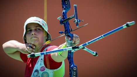 Austrian archer qualifies for Olympics