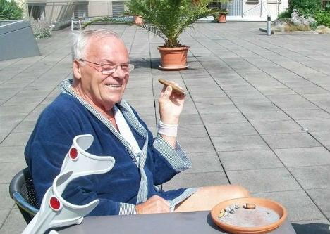 Schwarzenegger grants dying man his last wish
