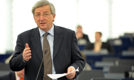 EU's Juncker sees 'no risk' of major Italian bank crisis