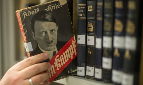 Angst as 'Mein Kampf' hits German bookstores