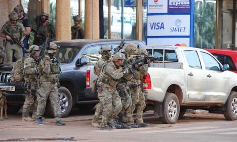 23 dead in Burkina Faso in 'revenge against France'