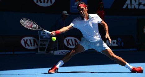Federer falls short against rival Djokovic