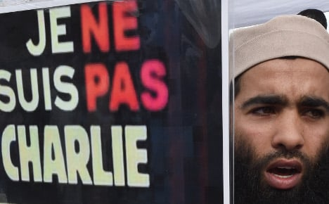 French religious heads angry over Charlie Hebdo