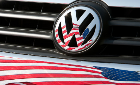 US sues VW for $20b. over emissions cheating