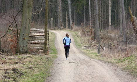 'I am not a runner': Putting Danish resilience to the test