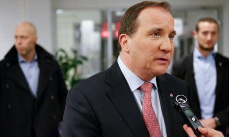 PM backs minister linked to Swedish housing scandal