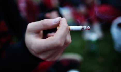 Norway doctors want ban on tobacco sales