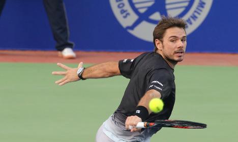Czechmate: Wawrinka downs Stepanek in straight sets