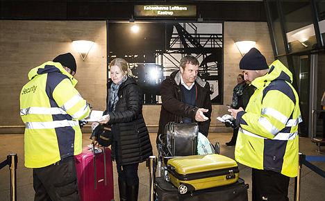 Sweden begins checks on all Denmark arrivals