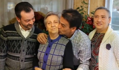 Spanish woman gave birth to all three children on New Year's Eve