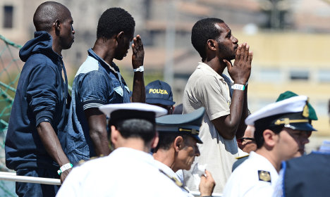Italy sees huge rise in number of African migrants