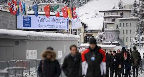 Terrorism and economic woes overshadow Davos