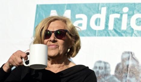 No gracias: Madrid's leftist mayor turns down €25 corporate gift