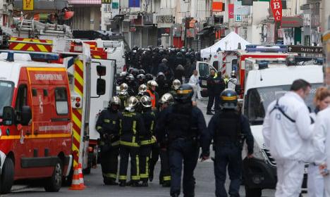 France reveals identity of Saint-Denis suicide bomber