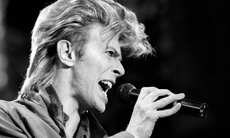 Swede's surreal meeting with Bowie's 'China Girl'