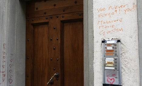 Man admits killing American woman in Florence