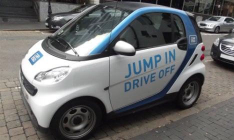 Car2go drives out of Copenhagen after flop