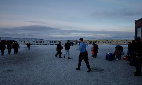 Progress: Norway should take refugees' valuables