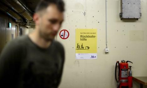 Revealed: Switzerland already strips refugees of cash