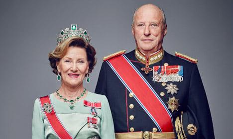 Norway celebrates 25 years of King Harald